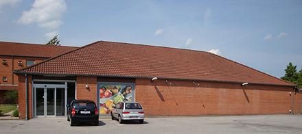 Erhvervslokaler